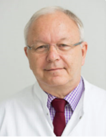 Prof. Dr. med. Joachim Thiery (Moderation)