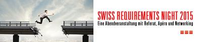 Swiss Requirements Night 2015