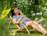 Photo: Pregnant woman in the sun