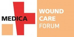 Bild: Logo MEDICA WOUND CARE FORUM