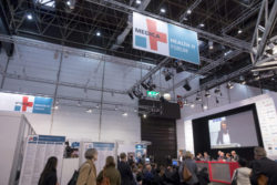 Foto: MEDICA HEALTH IT FORUM - Red Stage