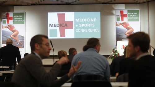 MEDICA MEDICINE + SPORTS CONFERENCE in Düsseldorf