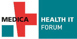 Logo MEDICA HEALTH IT FORUM