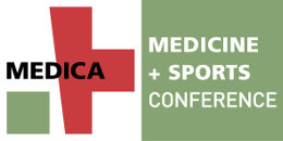 Grafik: Logo der MEDICA MEDICINE AND SPORTS CONFERENCE