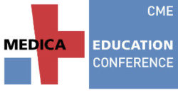 Bild: Logo der MEDICA EDUCATION CONFERENCE