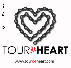 Grafik: Logo von Tour de Heart