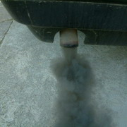 photo: exhaust pipe