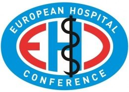 Bild: Logo EUROPEAN HOSPITAL CONFERENCE