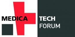 Grafik: Logo der MEDICA TECH FORUM