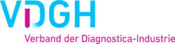 Logo VDHG Verband der Diagnostica-Industrie
