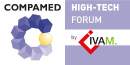 Grafik: Logo COMPAMED HIGHTECH FORUM