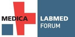 Bild: Logo MEDICA LABMED FORUM