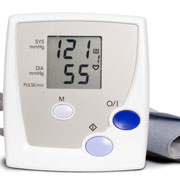 Photo: Blood pressure meter
