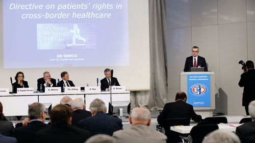 European Hospital Conference in Düsseldorf