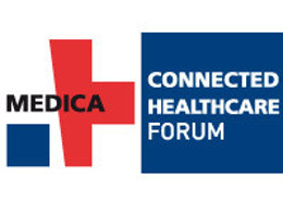 Logo MEDICA CONNECTED HEALTHCARE FORUM