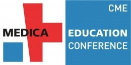 Bild: Logo MEDICA EDUCATION CONFERENCE