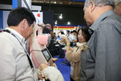 Picture: Visitors at the MEDICAL FAIR ASIA