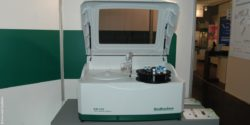 Foto: BM-200 Auto Chemistry Analyzer; Copyright: beta-web/Spelleken