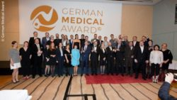 Bild: Teilnehmer des German Medical Awards 2018; Copyright: German Medical Award