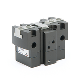 Series CGPT self-centering parallel grippers with T-guide-Camozzi