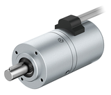 BLDC motor with gearbox noiseless plus