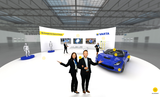 VARTA Virtueller Messestand