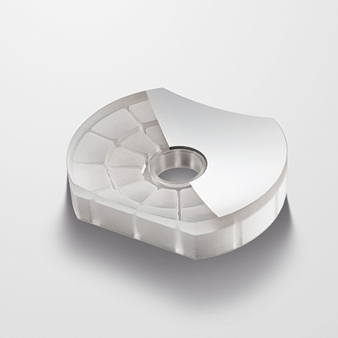 product light weight aspherical mirror