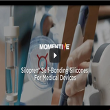 Momentive Silopren Self-Bonding Silicones For Medical Devices