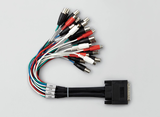 Custom cable assemblies and wire harnesses
