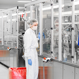 Clean room assembly and quality control