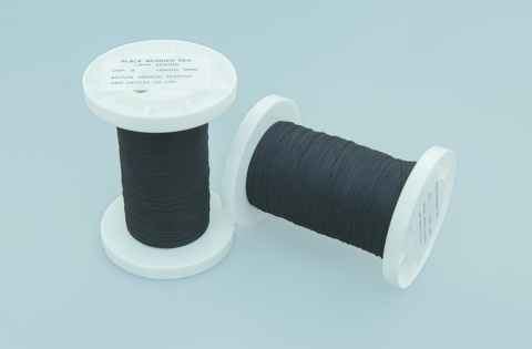 Silk Thread For Surgical Sutures