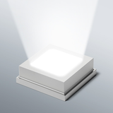 Solidur SMD LED for UVB UVC applications