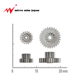 Multiple step gears