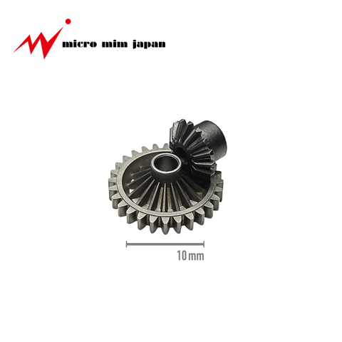 Bevel and mitre gear