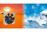 Fans for extreme temperatures
