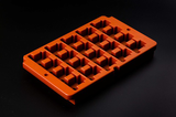Precision plastic Part Machining:Battery transport trays