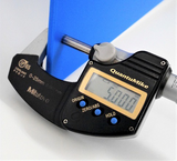 Plate thickness measurement