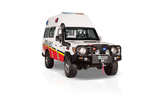 Paramed Ambulance HT Extended Roof
