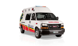 Paramed Ambulance GMC1