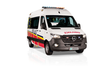 Paramed Ambulance MB Sprinter1