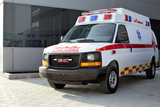 Paramed Ambulance GMC3