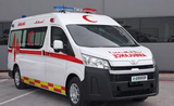 Paramed Ambulance Hiace3