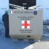 Greengo Red Cross Italy