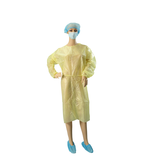 PE+PP isolation gown