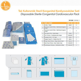 Disposable Sterile Cardiovascular Pack
