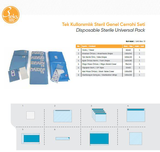 Disposable Sterile Universal Pack
