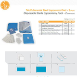 Disposable Sterile Laparotomy Pack