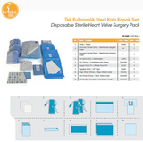Disposable Sterile Heart Valve Surery Pack
