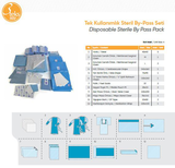Disposable Sterile By Pass Pack