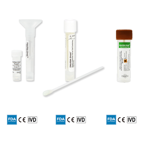 DNA/RNA Shield™ Collection Devices CE-IVD